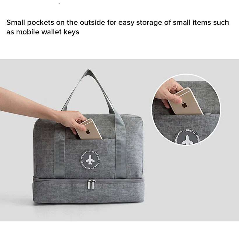 Waterproof Multifunctional Travel Duffle Bag - Shop Electronics, Fashion, Beauty, Home & Garden & More @Nesavastore
