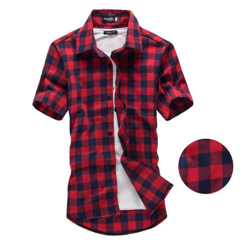Men's Casual Slim Fit Stylish Shirts - Shop Electronics, Fashion, Beauty, Home & Garden & More @Nesavastore