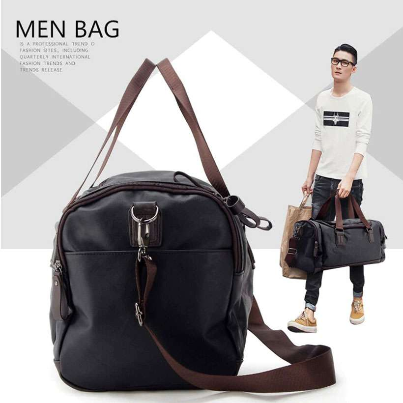 Casual Large Capacity Quality Travel Duffel Bag - Shop Electronics, Fashion, Beauty, Home & Garden & More @Nesavastore