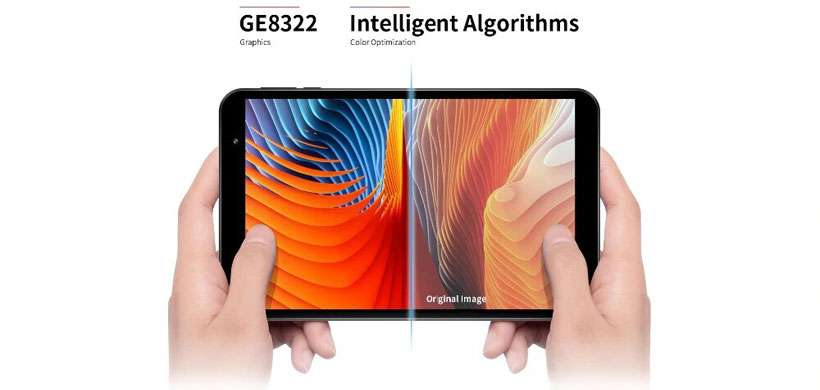 "Teclast P80X Android 9.0 8""inch 1280 x 800 IPS Tablet - Shop Electronics, Fashion, Beauty, Home & Garden & More @Nesavastore"