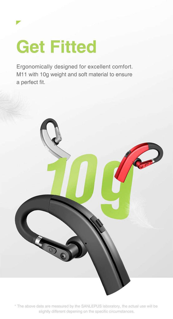 Wireless M11 Hands-Free Earbud Headset - Shop Electronics, Fashion, Beauty, Home & Garden & More @Nesavastore