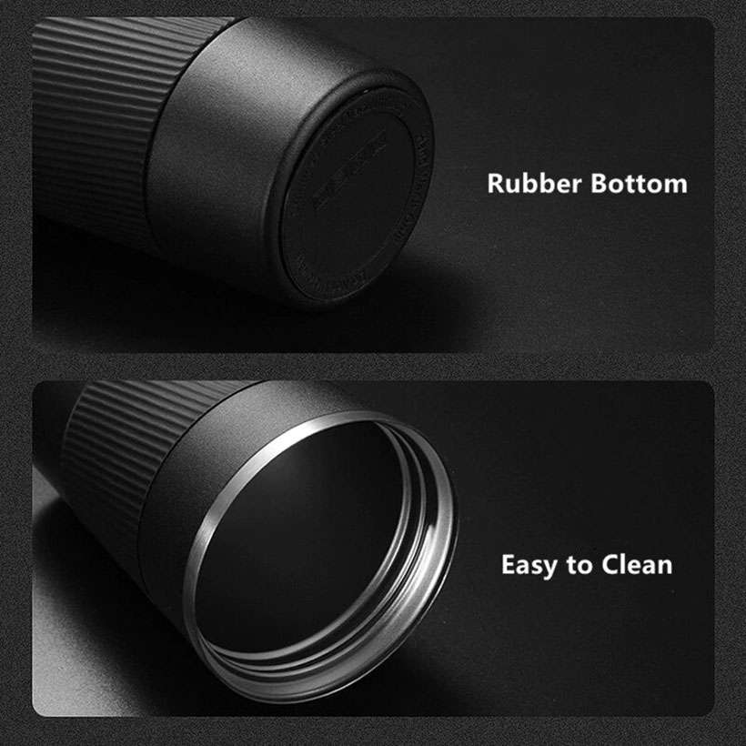 Double Stainless Steel Coffee Vacuum Thermos Mug - Shop Electronics, Fashion, Beauty, Home & Garden & More @Nesavastore