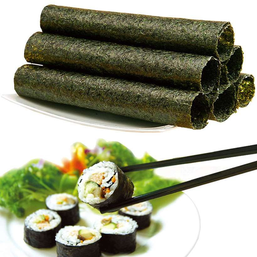 High Quality Sushi Seaweed Dried Laver Seaweed - Shop Electronics, Fashion, Beauty, Home & Garden & More @Nesavastore