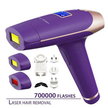 Load image into Gallery viewer, Lescolton 5in1 IPL Epilator Permanent Hair Removal 1300000 Flashes  - Fashion, Beauty, Home & Garden & More @Nesavastore