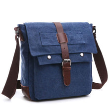 Load image into Gallery viewer, Unisex's Retro Canvas Messenger Handbags - Fashion, Beauty, Home & Garden & More @Nesavastore