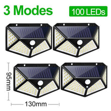 Load image into Gallery viewer, Goodland 100 LED Solar Light Outdoor Lamp - Fashion, Beauty, Home & Garden & More @Nesavastore