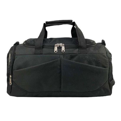 Canvas Large Capacity Sport Duffle Bag - Nesavastore
