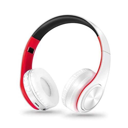 Wireless Stereo Foldable Microphone Sport Headset  -Shop Electronics, Fashion, Beauty, Home & Garden & More @Nesavastore