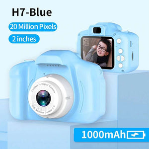 Children Camera 30MP HD Video Selfie Photo - Nesavastore
