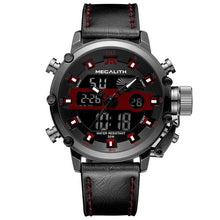 Load image into Gallery viewer, Men's Multifunction Waterproof Quartz Watch - Nesavastore