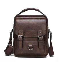 Load image into Gallery viewer, Men's Multi-function Leather Shoulder Bags - Nesavastore