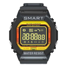 Load image into Gallery viewer, Waterproof Bluetooth Sport Pedometer Smart Watch - Shop Electronics, Fashion, Beauty, Home & Garden & More @Nesavastore