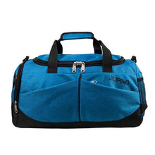 Load image into Gallery viewer, Canvas Large Capacity Sport Duffle Bag - Nesavastore