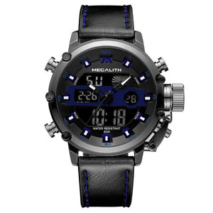 Men's Multifunction Waterproof Quartz Watch - Nesavastore