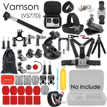 Load image into Gallery viewer, Vamson Waterproof Accessories Set For GoPro  -Shop Electronics, Fashion, Beauty, Home & Garden & More @Nesavastore