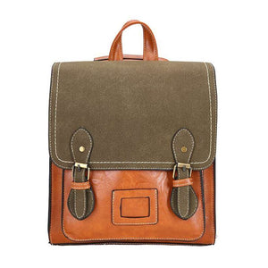 Women High Quality Leather Multifunction Backpack  -Shop Electronics, Fashion, Beauty, Home & Garden & More @Nesavastore