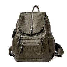 Load image into Gallery viewer, Women Casual Large Capacity Vintage Backpack - Shop Electronics, Fashion, Beauty, Home & Garden & More @Nesavastore