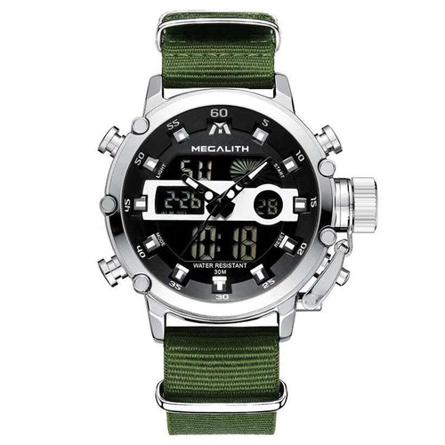 Men's Multifunction Waterproof Quartz Watch  -Shop Electronics, Fashion, Beauty, Home & Garden & More @Nesavastore