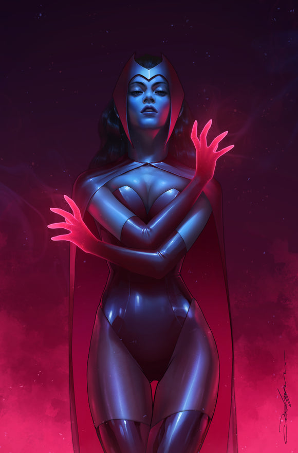Women of Marvel #1 One Shot Variant Cover Scarlet Witch Jeehyung Lee PRESALE March 16, Tues NOW! 6 P.M PST