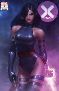 X-Men #2 DX Jeehyung Lee Psylocke Variant Marvel (11/13/2019)