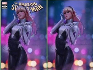 Marvel Amazing Spider-Man #50 Spider-Gwen Jeehyung Lee Variant Pre-Sale 10/14 NOW