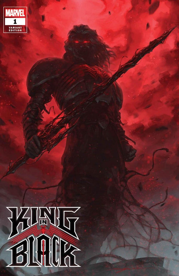 King In Black #1 (Of 5) Variant Knull Jeehyung Lee Venom (12/02/2020) Marvel