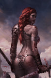 Red Sonja Birth Of She Devil #1 Jeehyung Lee Virgin Variant (06/12/2019) Dynamite