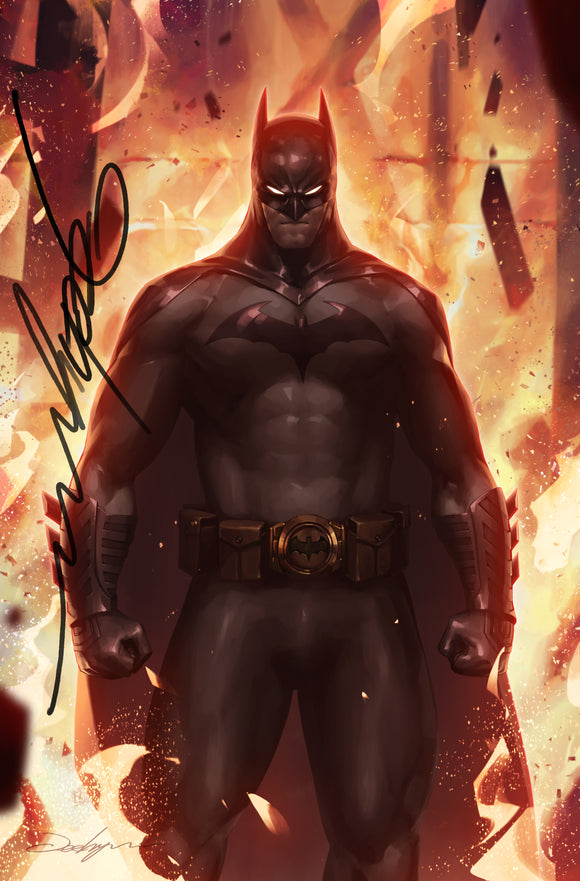 Batmans Grave #5 B (of 12) Signed Jeehyung Lee Variant DC (02/12/2020)