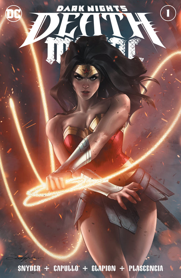 Dark Nights Death Metal #1 Jeehyung Lee Wonder Woman Variant (05/13/2020)