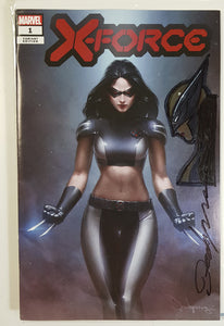 X-Force #1 DX Jeehyung Lee X-23 Variant Trade Marvel Remark