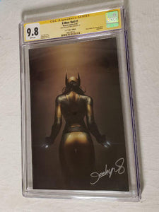 X-Men Red 1 Marvel CGC SS 9.8 Jeehyung Lee Signed Virgin Variant Only 1 left.
