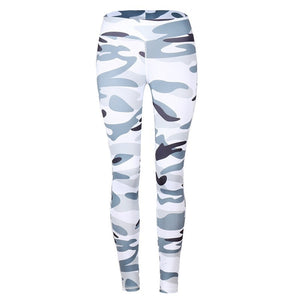 "High-Waisted ""BOOT CAMP"" Leggings"