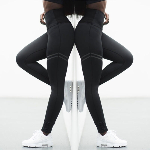 "High-Waisted ""FLEX"" Leggings"