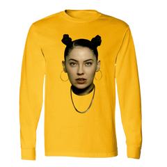 WAY I DO YELLOW LONGSLEEVE