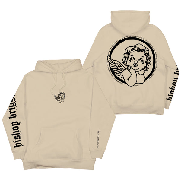 ** SOLD OUT ** CHAMPION SAND HOODIE + DIGITAL BUNDLE