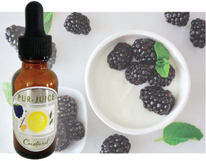 Blackberry Custard - Pur-Juice
