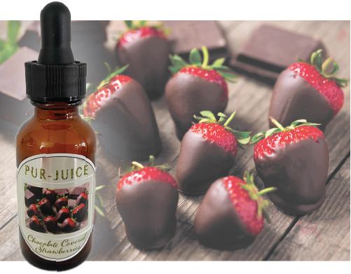 Chocolate Covered Strawberries Flavor Ban Kit - Pur-Juice