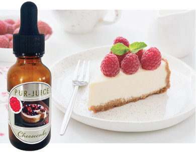 Raspberry Cheesecake Flavor Ban Kit - Pur-Juice