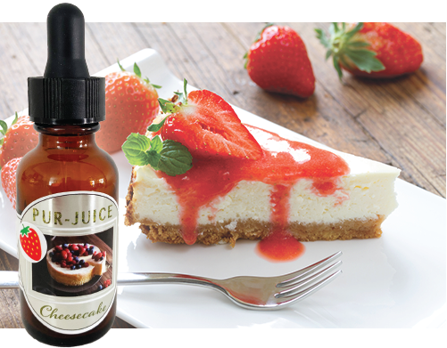 Strawberry Cheesecake Flavor Ban Kit - Pur-Juice