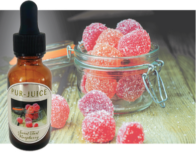 Sweet Tart Raspberry Flavor Ban Kit - Pur-Juice