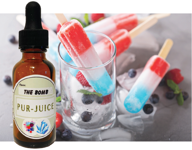 The Bomb Flavor Ban Kit - Pur-Juice