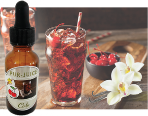Vanilla Cherry Cola Flavor Ban Kit - Pur-Juice
