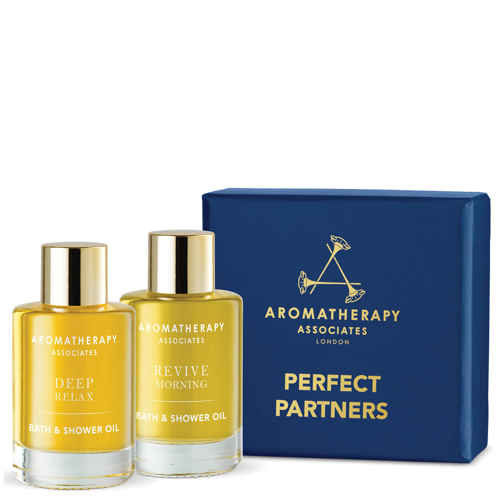 Aromatherapy Associates Perfect Partners Relax & Revive Bath and Shower Oil