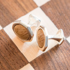 Design Yard Bespoke Cuff-links