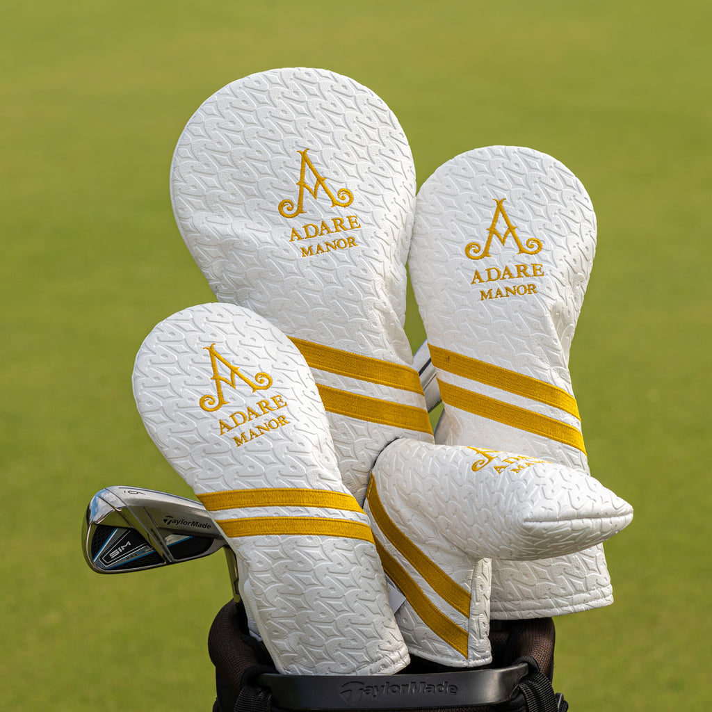 Adare Manor Bespoke Headcovers