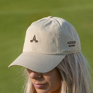 Adare Manor Wood Logo Cap