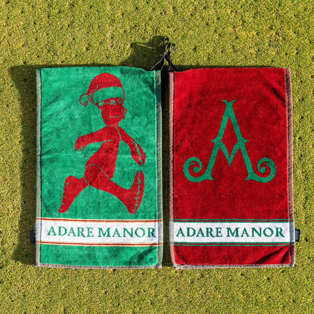 Golf Towel Edition