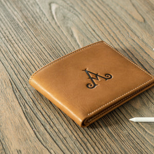 Adare Manor Leather Wallet