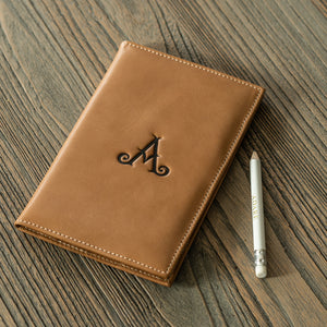 Adare Manor Leather Scorecard Holder