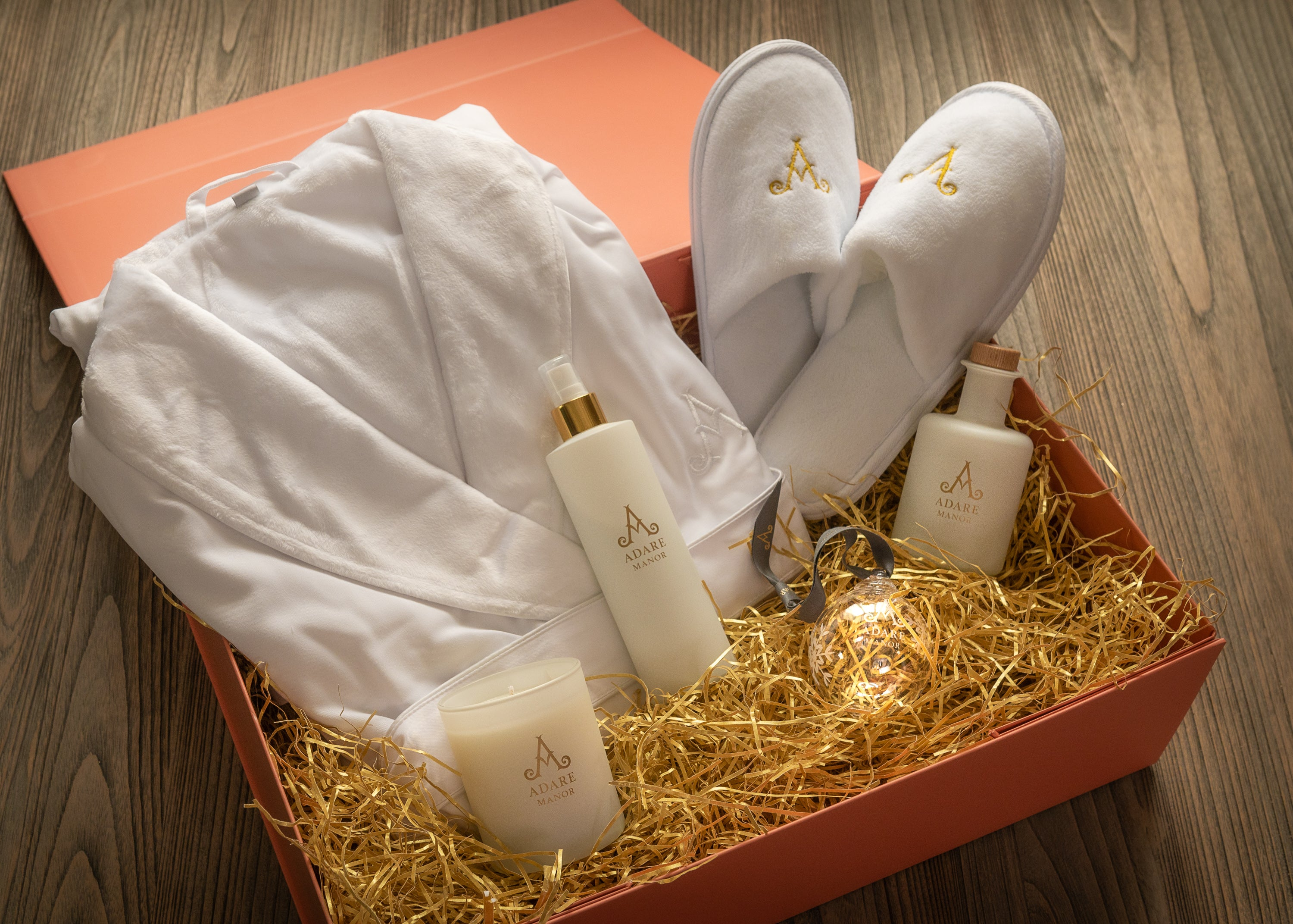 """Dreaming of Adare Manor"" Hamper"